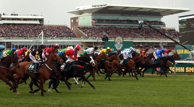 Horse Racing - The 2012 John Smith's Grand National - Day Three - Aintree Racecourse