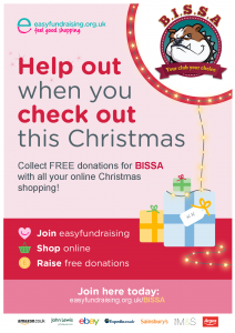 Christmas shopping with BISSA