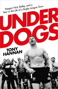 BISSA selling 'Underdogs' book